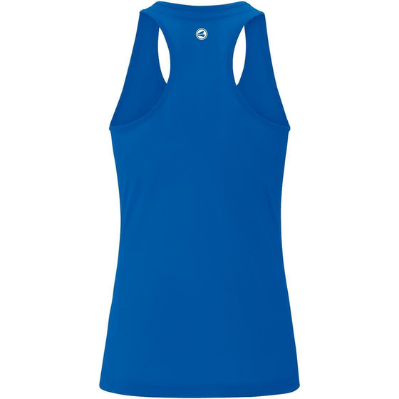 JAKO Tanktop Run 2.0 Damen royal 6075D-04