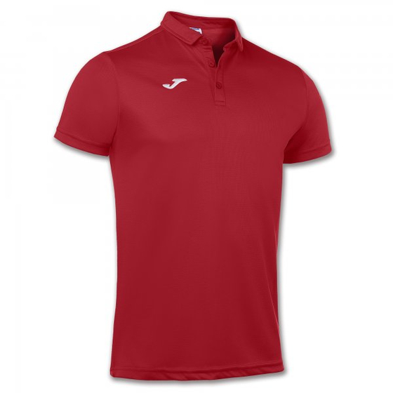 JOMA POLO SHIRT HOBBY RED S/S Kids