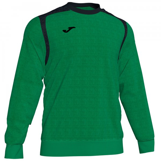 JOMA SWEATSHIRT CHAMPION V GREEN-BLACK Kids