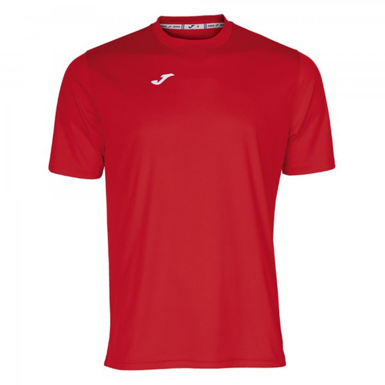 JOMA T-SHIRT COMBI RED S/S 100052.600