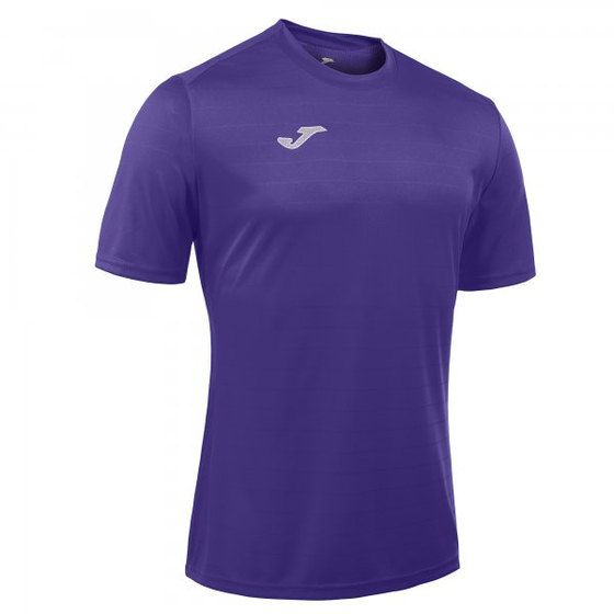 JOMA CAMPUS II T-SHIRT S/S VIOLET