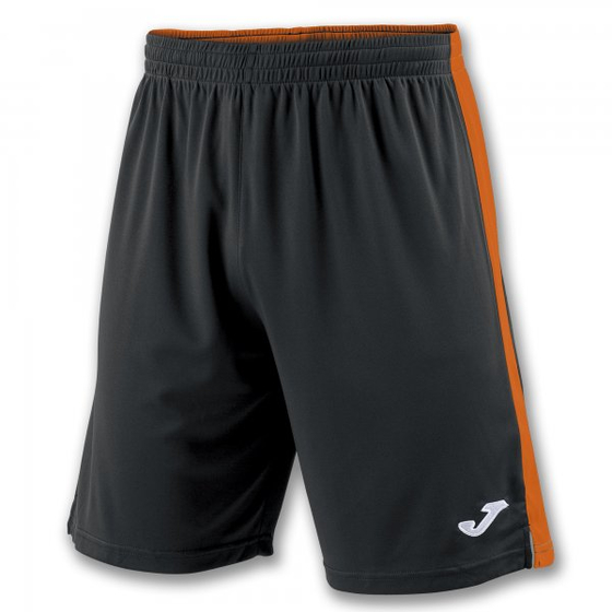 JOMA TOKIO II SHORT BLACK-ORANGE
