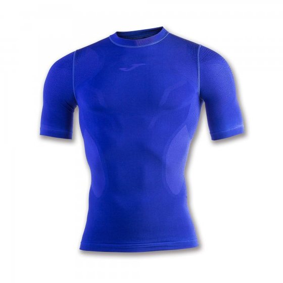 JOMA T-SHIRT BRAMA EMOTION II ROYAL S/S