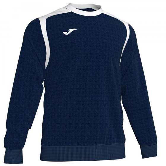 JOMA SWEATSHIRT CHAMPION V DARK NAVY-WHITE
