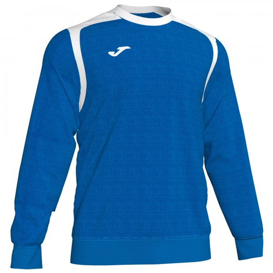 JOMA SWEATSHIRT CHAMPION V ROYAL-WHITE
