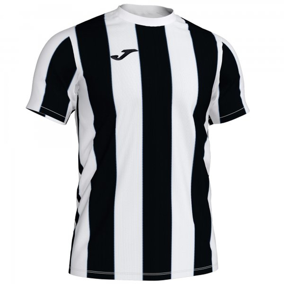 JOMA INTER T-SHIRT WHITE-BLACK S/S