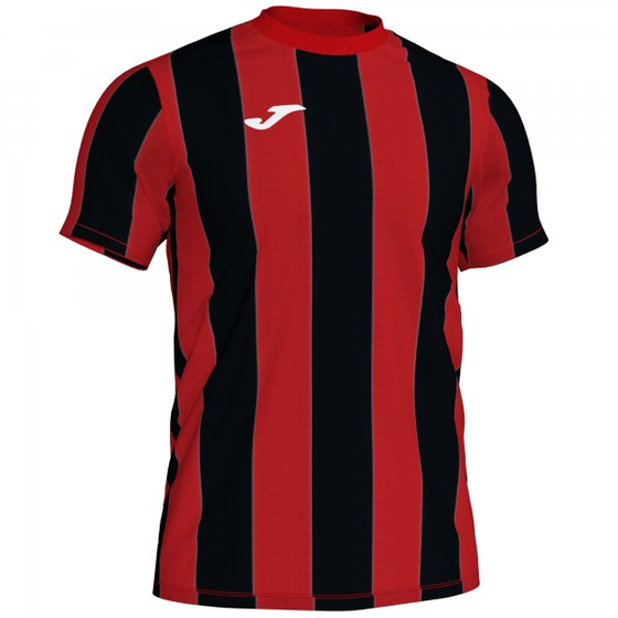 JOMA INTER T-SHIRT RED-BLACK S/S 101287.601