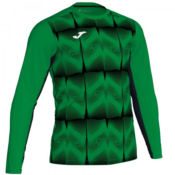 JOMA DERBY IV GOALKEEPER SHIRT GREEN L/S 101301.451
