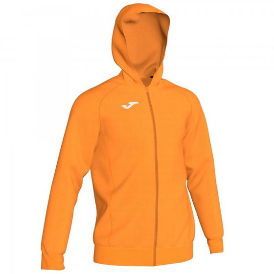 JOMA JACKET HOODIE MENFIS ORANGE FLUOR