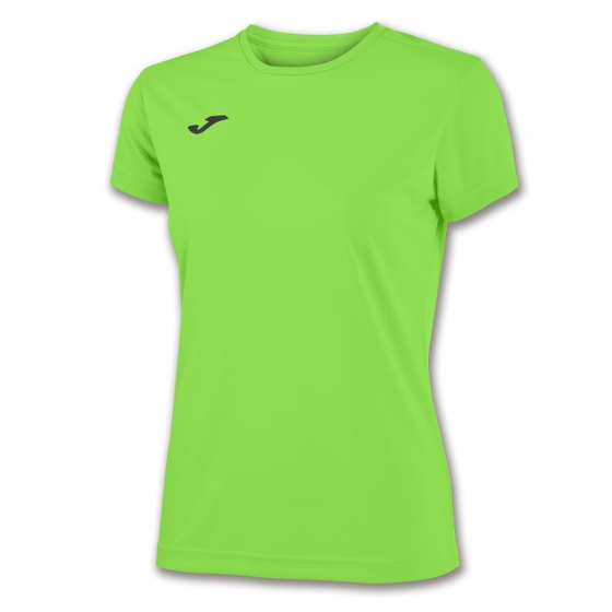 JOMA COMBI WOMAN SHIRT GREEN FLUOR S/S 900248.020