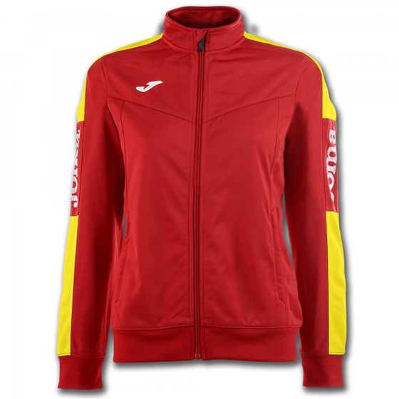 JOMA SWEATSHIRT CHAMPION IV RED-YELLOW WOMAN