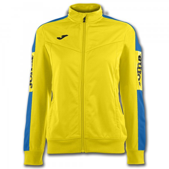JOMA JACKET CHAMPIONSHIP IV YELLOW-ROYAL WOMAN 900380.907