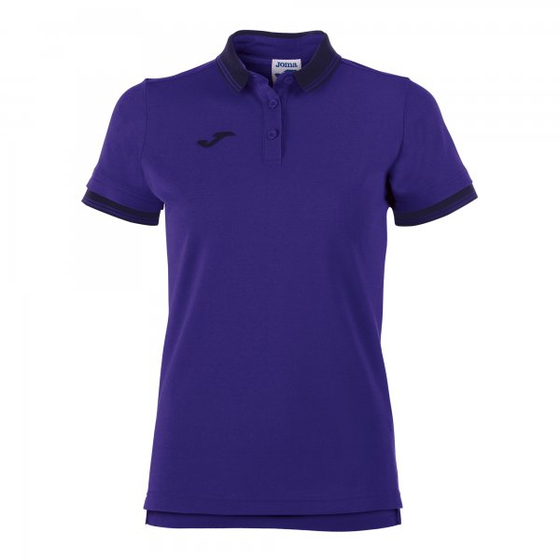 JOMA POLO SHIRT BALI II PURPLE WOMAN S/S 900444.550