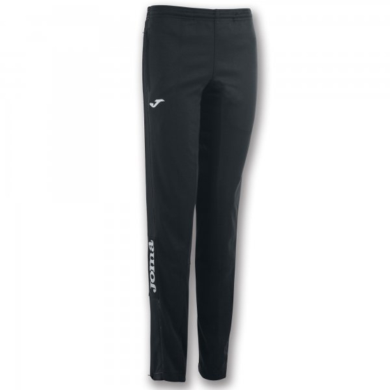 JOMA LONG PANT CHAMPION IV BLACK WOMAN