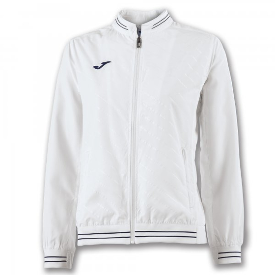 JOMA JACKET TORNEO II MICRO WHITE WOMAN 900451.200