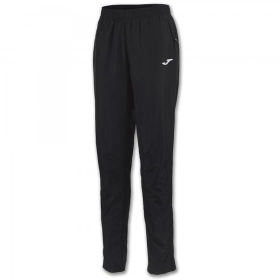 JOMA LONG PANT MICRO TORNEO II BLACK WOMAN