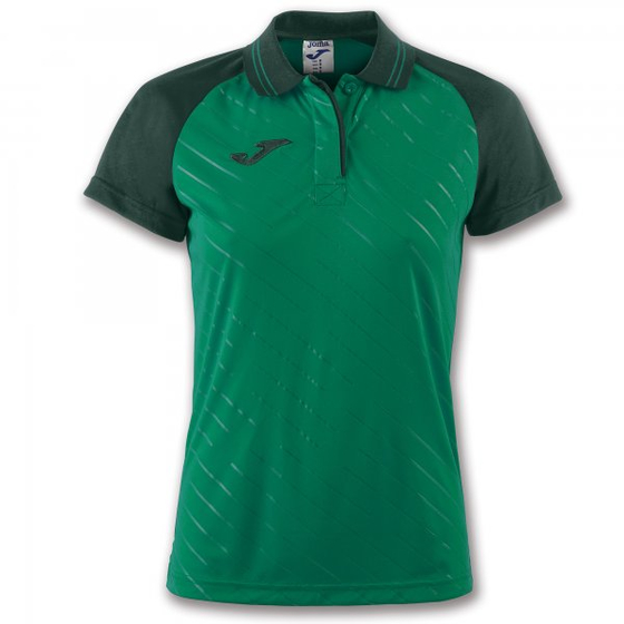 JOMA POLO TORNEO II S/S GREEN WOMAN