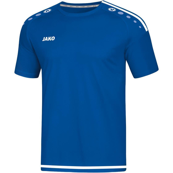 JAKO Trikot Striker 2.0 KA Kids royal/weiß 4219K-04