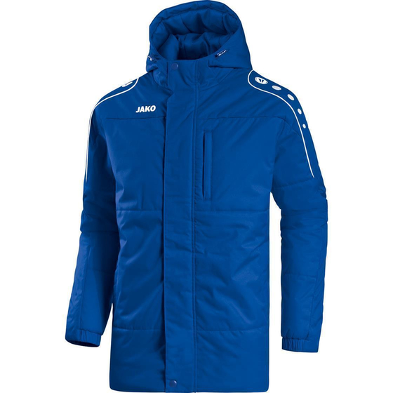 JAKO Coachjacke Active Kids royal/weiß 7197K-04