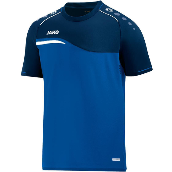 JAKO Herren T-Shirt Competition 2.0 royal/marine 6118-49