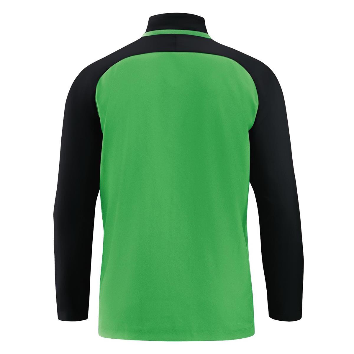Jako Sweat Striker Kinder sportgrün Sweatshirt langarm Shirt